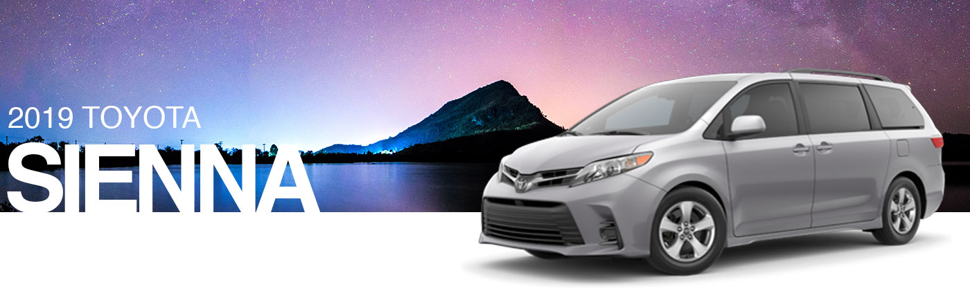Discover The Features Of The New 2019 Toyota Sienna Near Anaheim, CA