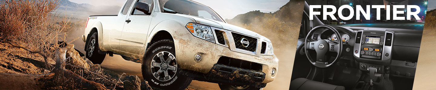 2019 Nissan frontier white off road interior