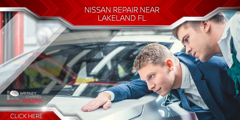 Nissan Repair Near Lakeland