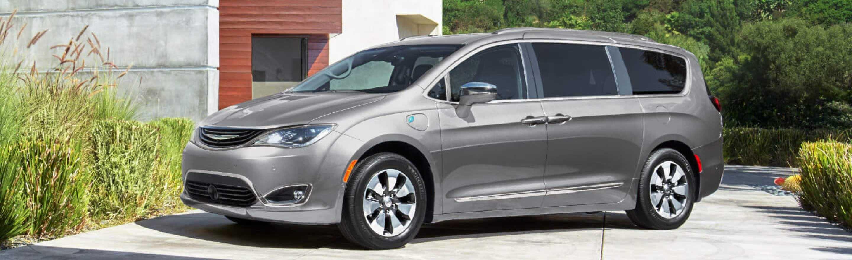 2019 Chrysler Pacifica Hybrid by Stockton, CA