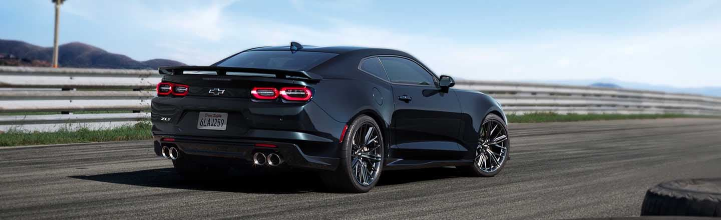Take It To The Max In The 2019 Chevrolet Camaro ZL1 Near Atlanta, GA