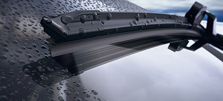 Windshield Blades (Hybrid Beam)