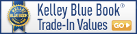 kelley blue book trade-in values logo