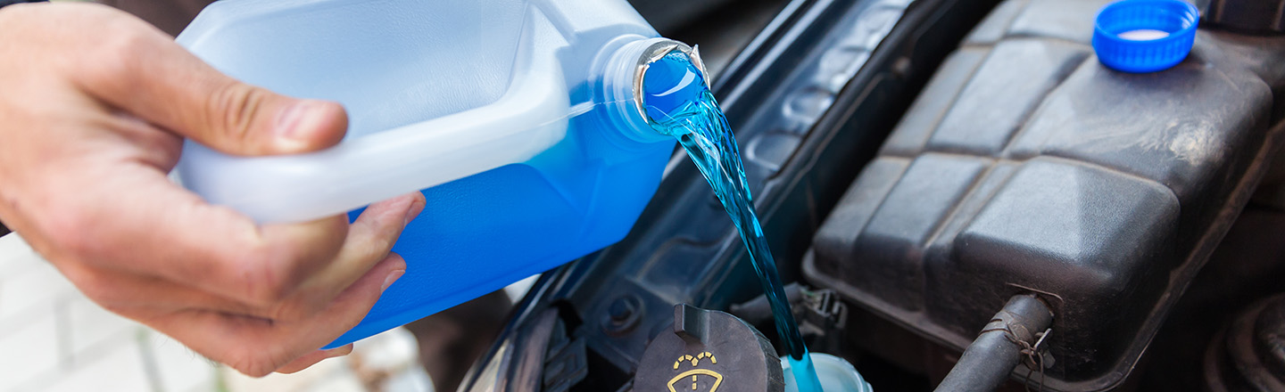 Vehicle Fluid Services For Drivers Near Bellevue & Seattle, Washington