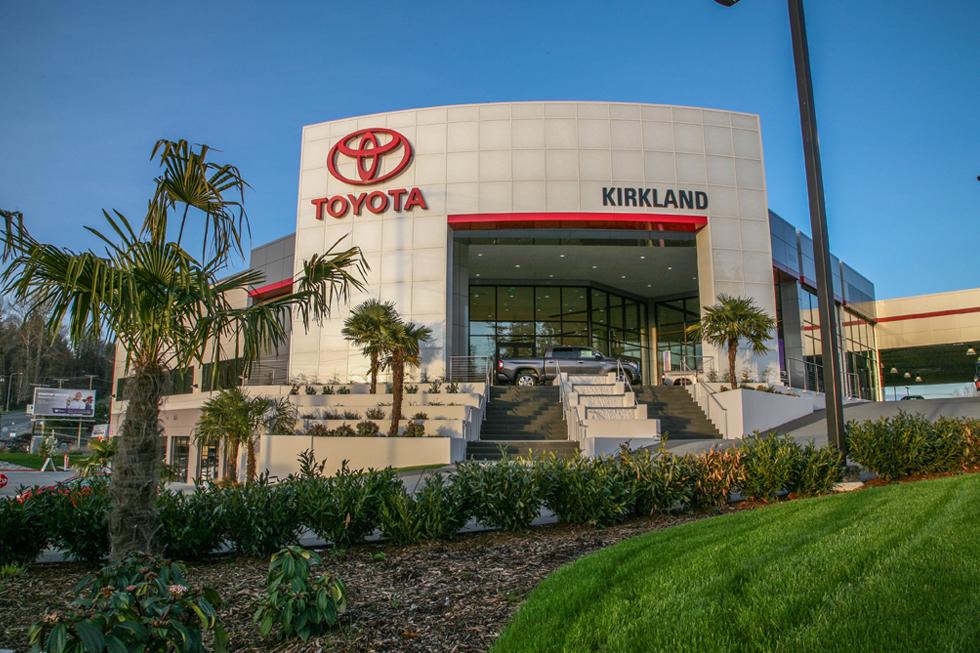 all-new toyota of kirkland