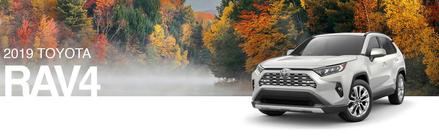 Enhance Your Kirkland, WA Adventures With A 2019 Toyota RAV4 SUV