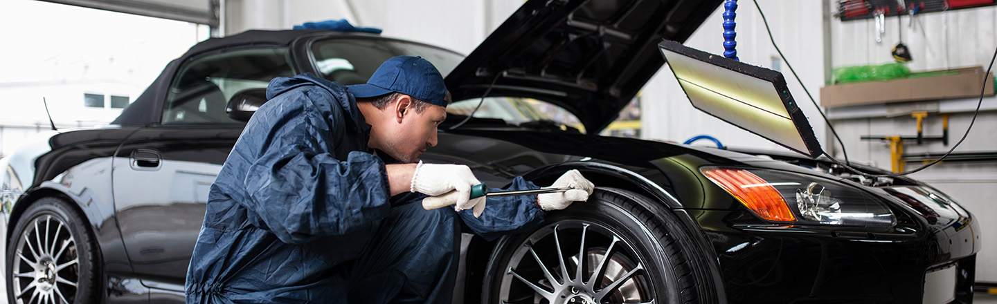 About Our Orlando, Florida, Vehicle Collision Repair Center