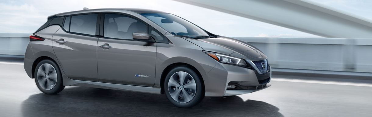 2019 Nissan LEAF For Sale Near Winter Park and Oviedo, FL