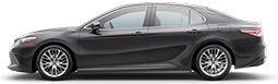 Comparing Camry XLE