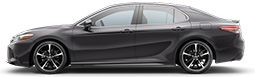 Comparing Camry XSE