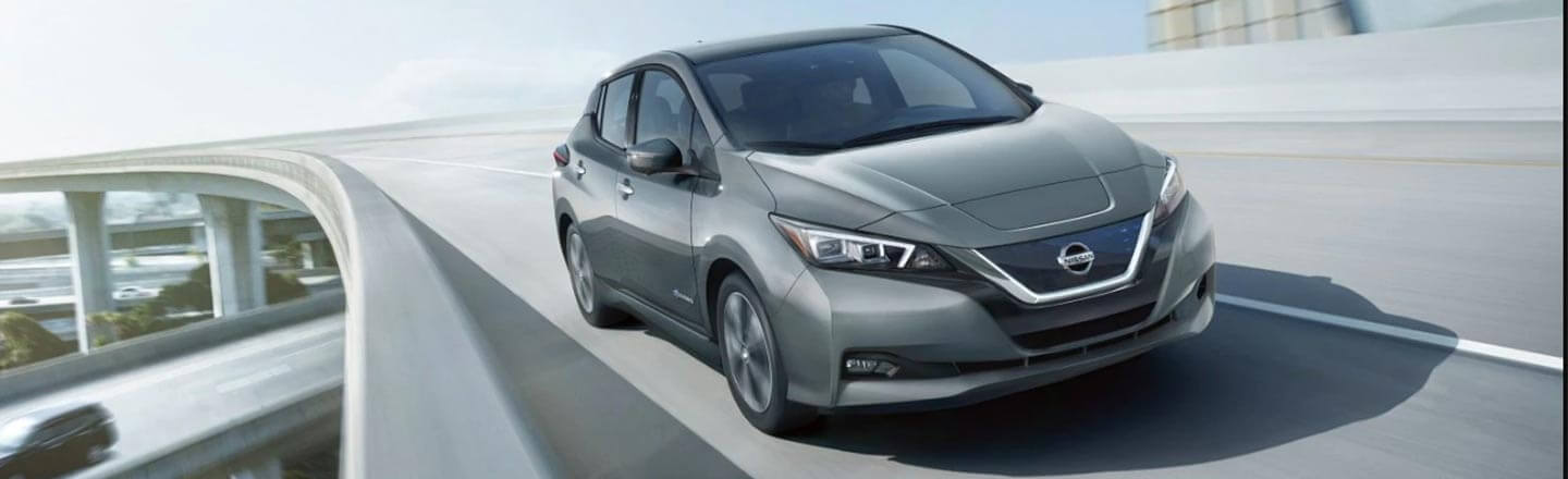 The New 2019 Nissan LEAF is Ready to Shock San Jose, CA