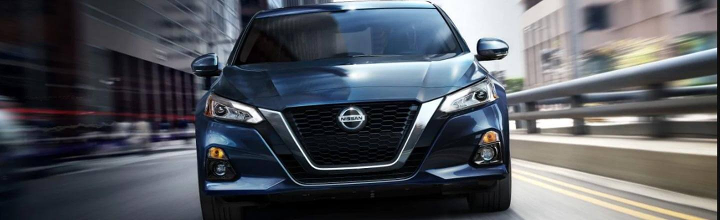 The New 2019 Nissan Altima is a San Jose Driver's Dream