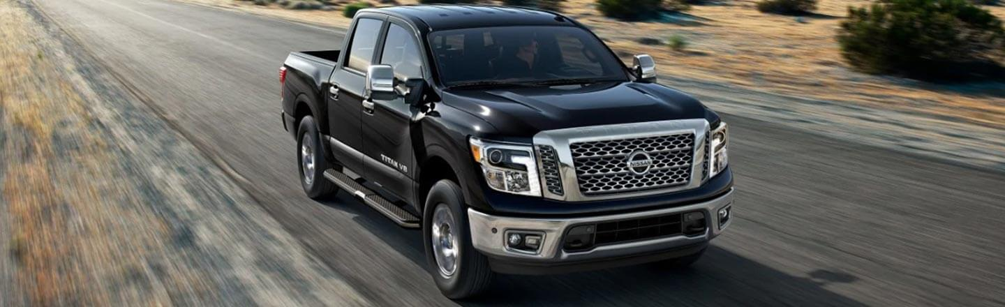 Upgrade To A New 2019 Nissan Titan In San Jose, CA Near Santa Cruz