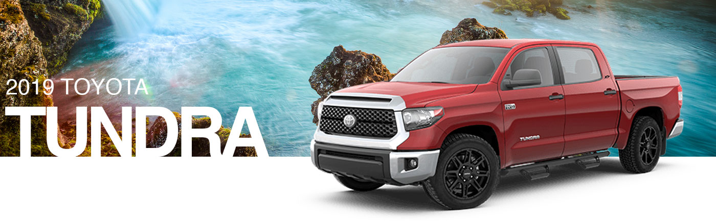 Command Nash, Texas, With A 2019 Toyota Tundra Pickup Truck