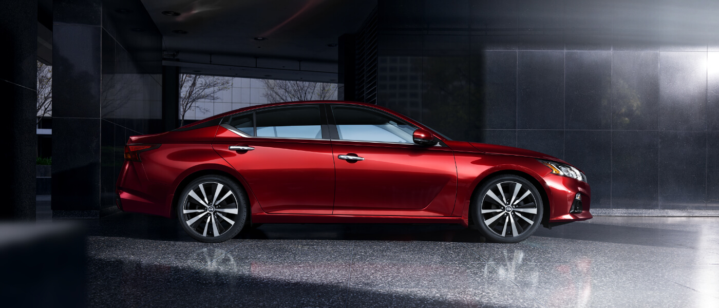 2020 Nissan Altima S Vs Sr Vs Sv Vs Sl Vs Platinum Nissan Of Jefferson City