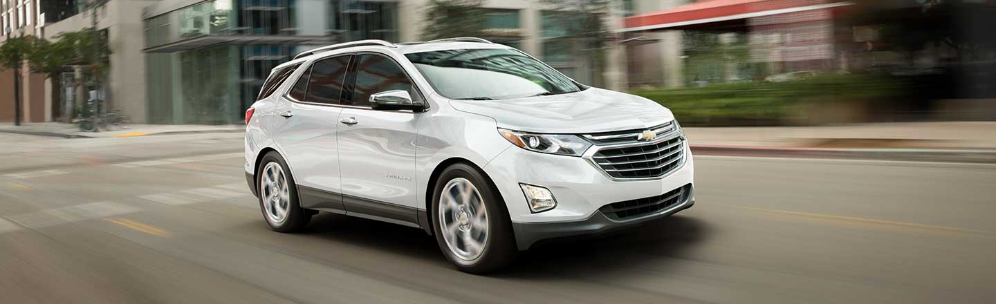 View The Features Of The 2019 Chevrolet Equinox At Classic Chevrolet