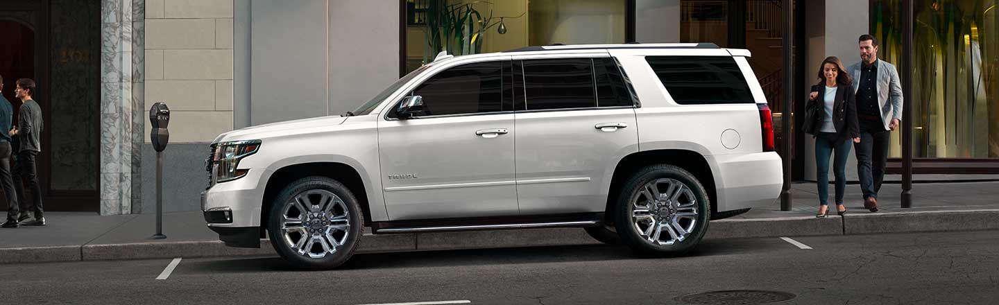 Discover The Features Of The 2019 Chevrolet Tahoe At Classic Chevrolet