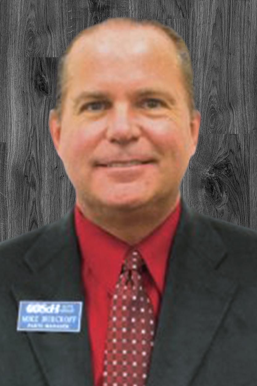 Mike  Burcroff Bio Image