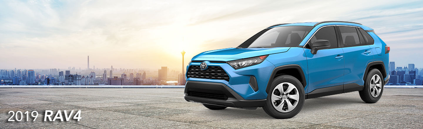 2019 RAV4, Toyota of New Orleans