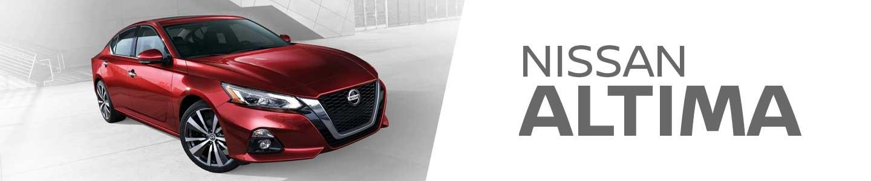 2019 Nissan Altima at Rick Hill Nissan