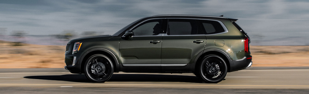 2020 Kia Telluride Coming To Denham Springs, LA