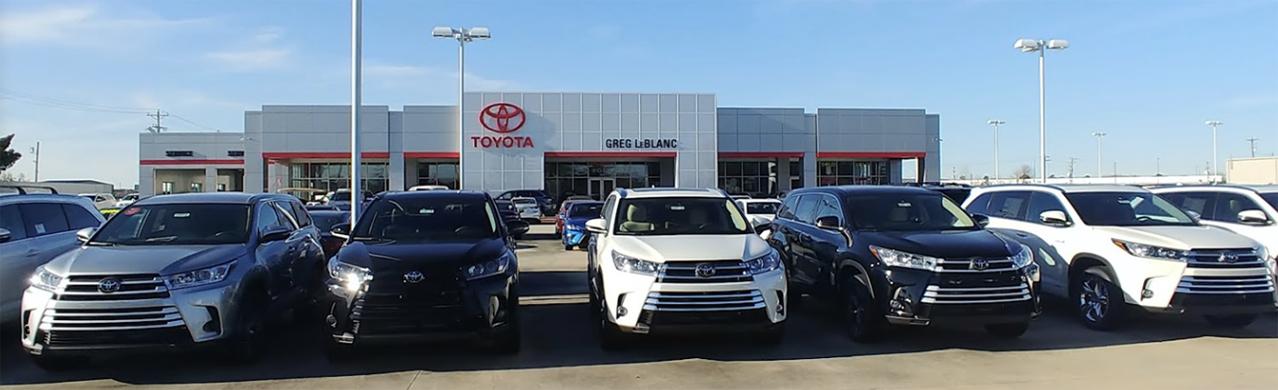 About Our New & Used Toyota Dealership In Houma, LA Near New Iberia