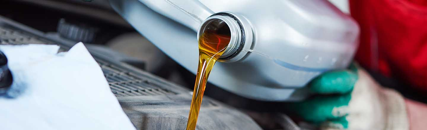 Oil Change Service in North Augusta near Aiken, SC