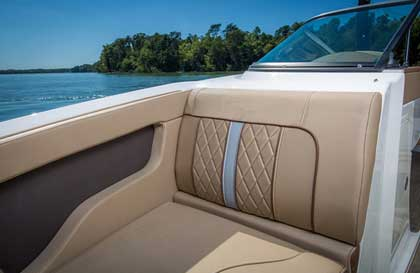 marine and aircraft upholstery