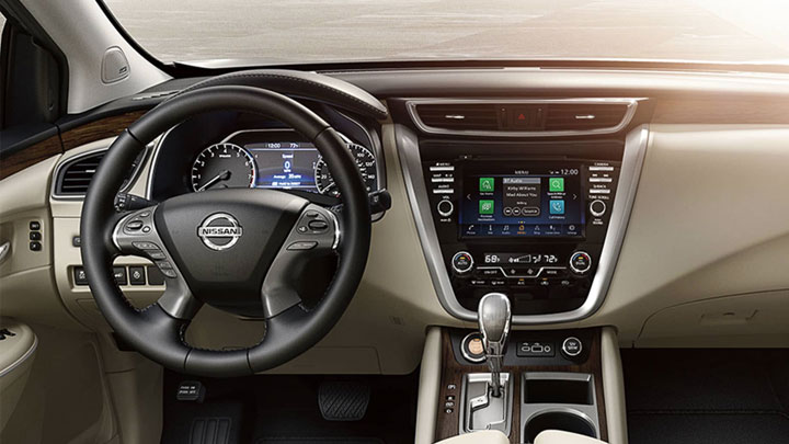 The Murano Offers A Thrilling Driving Experience