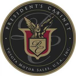 presidents cabinet award