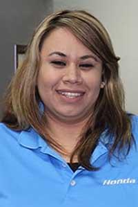 Brenda  Gonzales   Bio Image