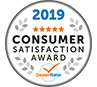 Consumer Satisfaction Award 2019