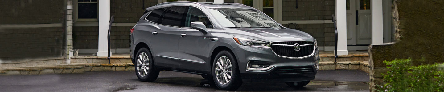 Fletchs GMC Buick 2019 Buick Enclave