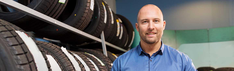 Quality Tire Service in Jackson near Ann Arbor, MI