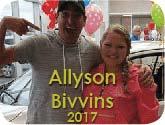 Allyson Bivvins