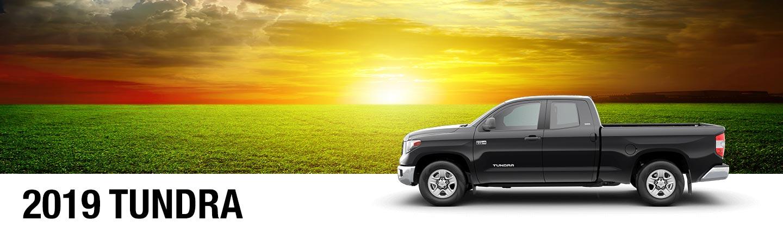 Commanding 2019 Toyota Tundra Pickup Trucks In Houma, LA Near Thibodaux