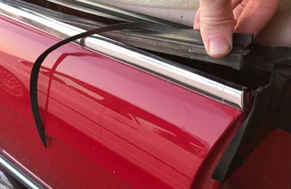 weatherstripping and seals