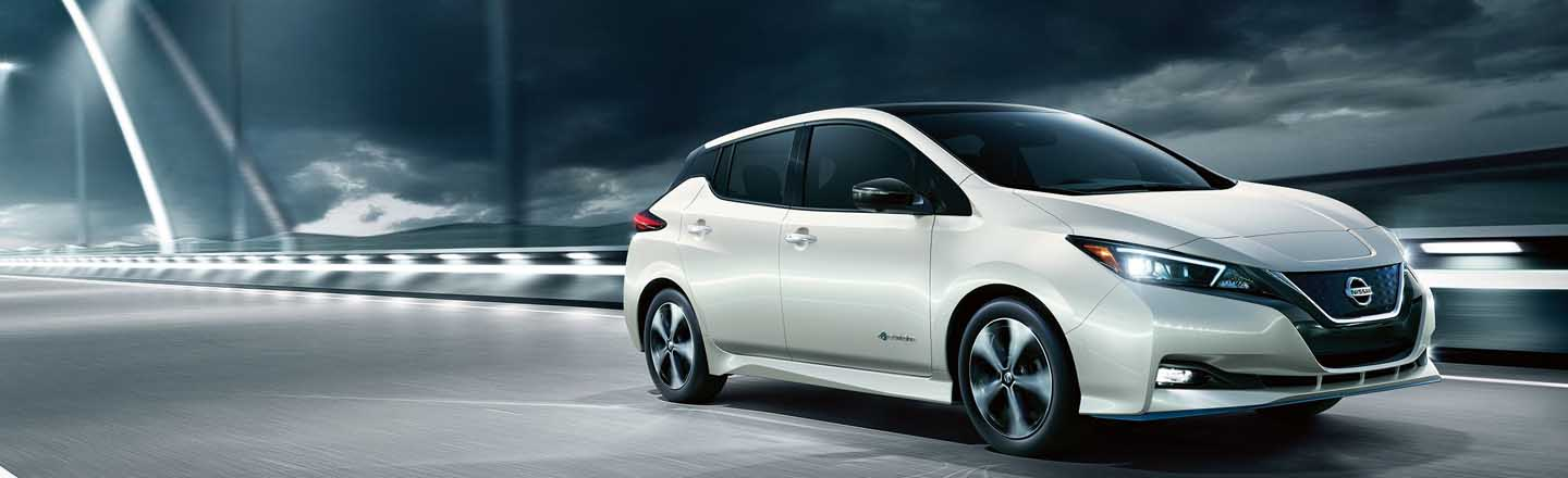 Experience Electric Power In Gallatin, TN With A 2019 Nissan LEAF