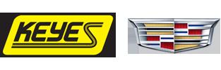 keyes cadillac logo