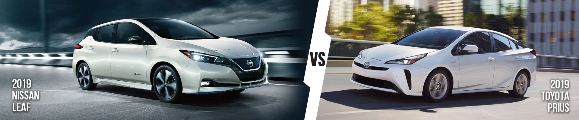 Examine The Nissan Leaf Vs. The Toyota Prius In Fort Myers, FL