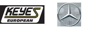 keyes mercedes-benz logo