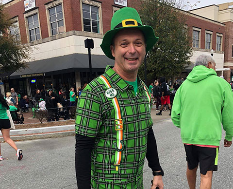 2019 St Paddy's Day 5k