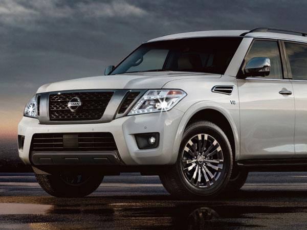2019 Nissan Armada Technology Features