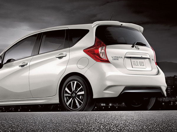 2019 Nissan Versa Note Safety Features