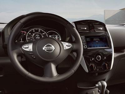 2019 Nissan Versa Note Steering Wheel