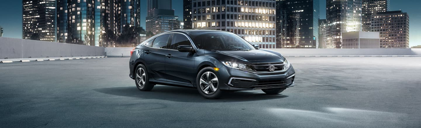 3 Honda vehicles, new specials at DCH Paramus Honda