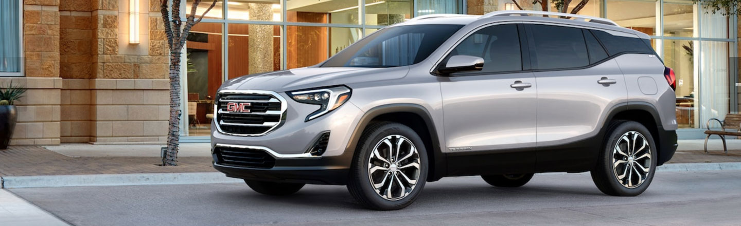 2019 GMC Terrain For Sale In Petoskey, MI