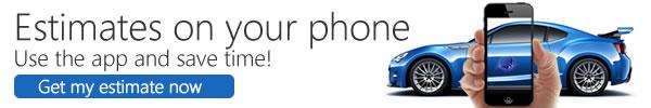 Get an Estimate Mobile App