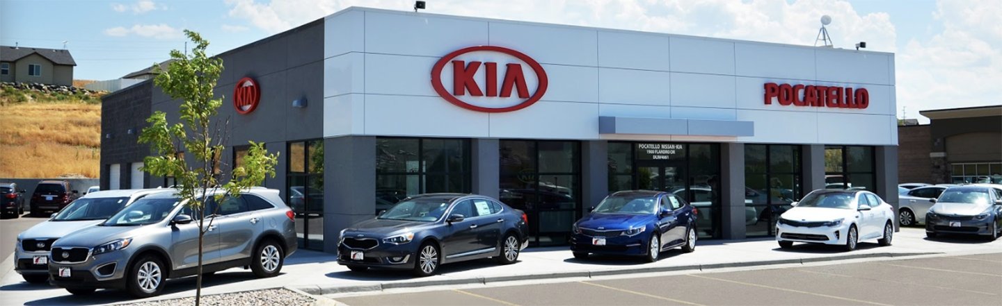 About Our New And Used Pocatello, ID Kia Dealership Near Blackfoot