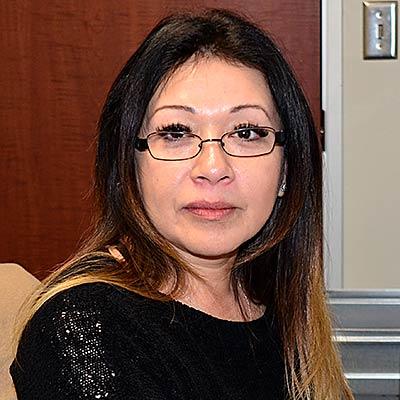 Anastasia Arzate Bio Image